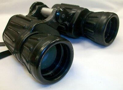 BINOCULARS, OPTICRON POLAREX II, 8 X 40.                               Lot 706