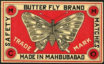 Matchbox Label / Labels India 23. Gross ( 290Mm X 175Mm )