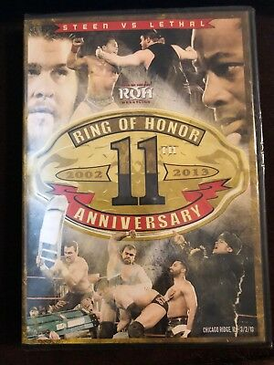 ROH 11th Anniversary Show DVD