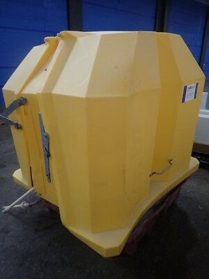 ULTRA TECH Ultra Hard Top P4 Drums storage Spill containment
