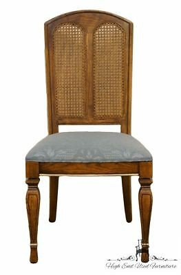 STANLEY FURNITURE Contemporary Style Cane Back Dining Side Chair 4711-60