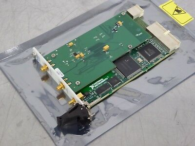 T156203 National Instruments NI PXI-5620 14-Bit 64MS/s PXI Digitizer Module
