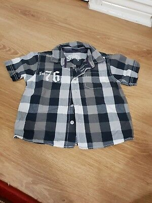 Boys Shirt Bundle 18-24 Months Next, Mothercare and Matalan