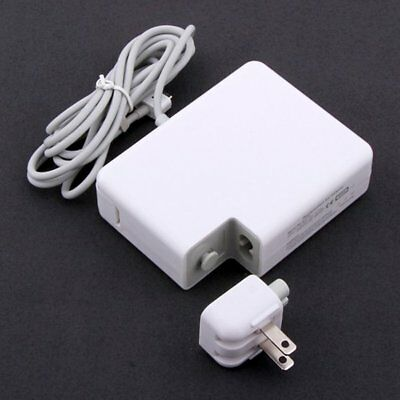 """85W AC Adapter Charger for Apple MacBook Pro 15"""" 17"""" A1221 A1261 A1281 T-tip"""