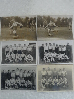 Football Equipes Racing Club de France Colombes (Hauts-de-Seine) entre 1941-1945