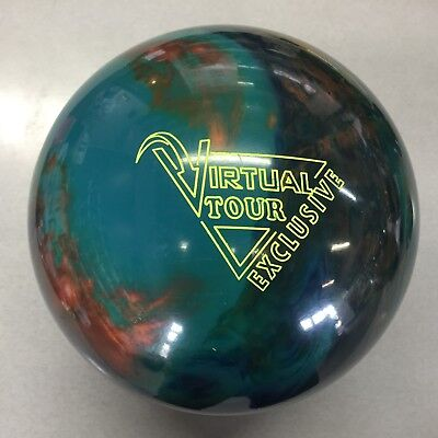 STORM VIRTUAL TOUR EXCLUSIVE  bowling ball 15 LB. 1ST QUALITY  NEW IN BOX!