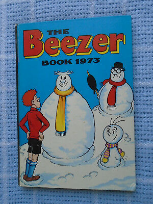 The Beezer Book 1973 Annual