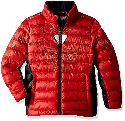 NEW Spyder Active Sports Marvel Prymo Outerwear Coat Jacket Iron Man Med NWT