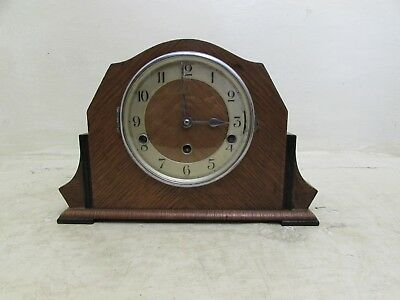Art Deco German Haller Westminster chime Mantel Clock