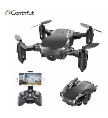 Drone with Camera, Conthfut C16W 720P FPV RC Quadcopter for Kids and Beginners