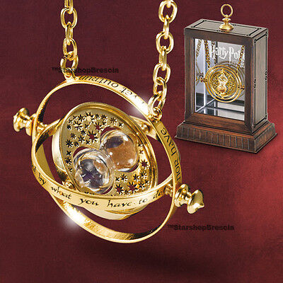 HARRY POTTER - Hermione Time Turner Giratiempo - Noble Collection
