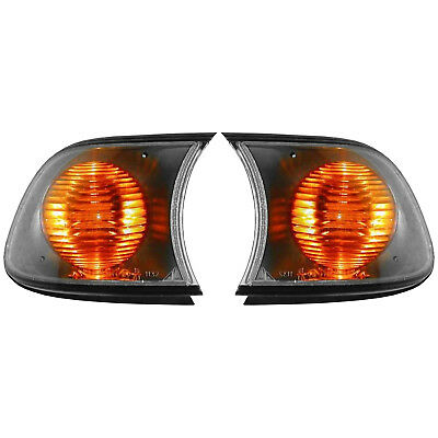 01-/>/> orange Blinker Frontblinker links für BMW 3er E46 Compact Bj