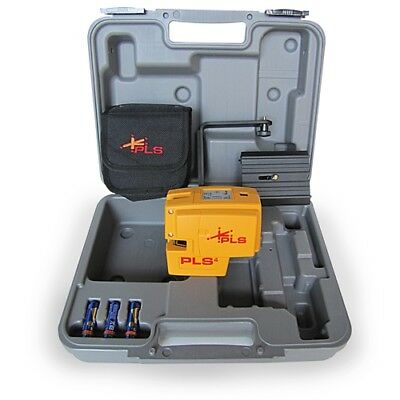 Pacific laser Systems PLS 4 Red Beam Laser Level