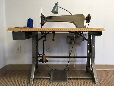 Cornely A2 Chain Stitch Long Arm Embroidery Machine Complete with Table 114w103