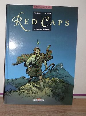 Red Caps (Dubois & Duval) tome 2, EO Delcourt 11/1998