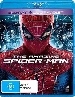 Amazing Spider-Man, Blu-ray