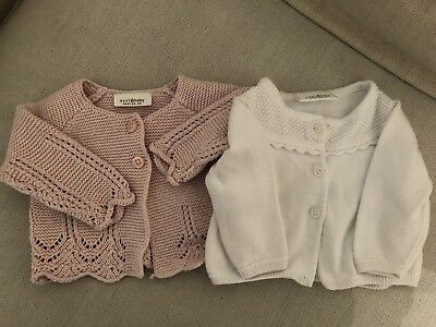 Next Baby Girls Cardigans Up To 1 Months