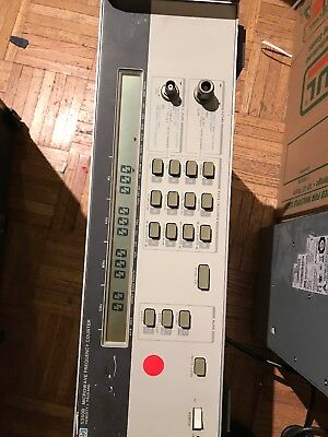 Hp Agilent 5350B Microwave Frequency Counter