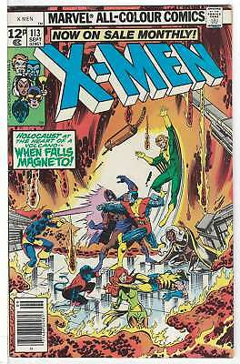 Uncanny X-Men (Vol 1) #113 (FN (Fne Plus Precio Variante de RS004 Original