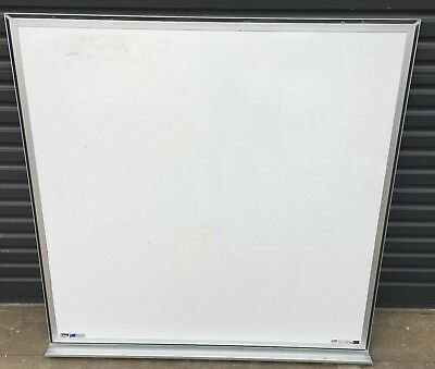 1200x1200mm Whiteboard Used Condition, Home Office, Administation