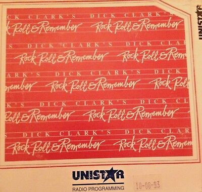 Radio Show: Dick Clark's Rr&r 10/8/93 Ringo Starr Tribute & 14 Interviews & 1967