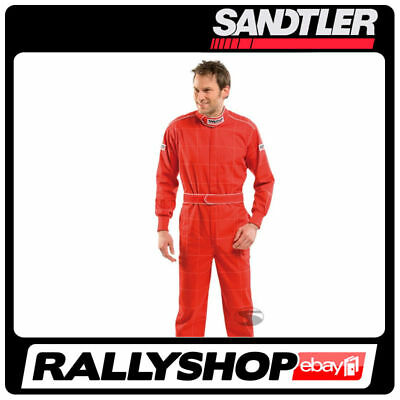 Sandtler Indoor Mechanics Suit, size 58 L-XL Red CHEAP DELIVERY WORLDWIDE