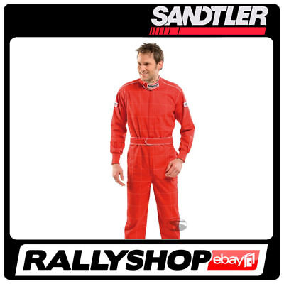 Sandtler Indoor Mechanics Suit, size 50 S-M, Red, CHEAP DELIVERY WORLDWIDE