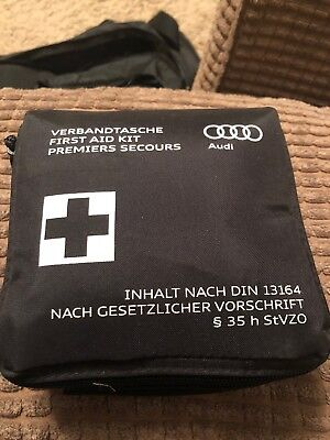 Genuine Audi Car First Aid Kit Brand New