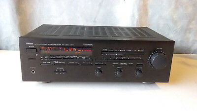 Yamaha Rx-V660 Natural Sound Stereo Receiver