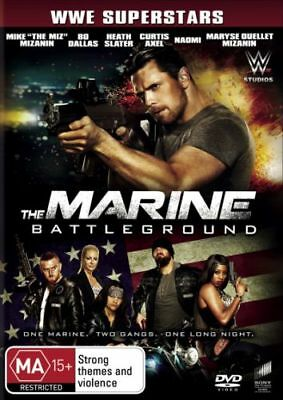 The Marine 5: Battleground (2017) [New Dvd]