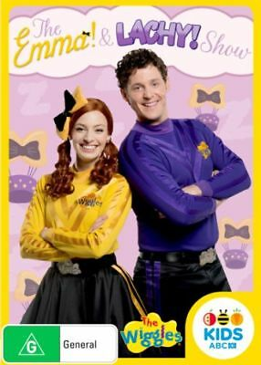 The Wiggles: The Emma! And Lachy! Show (2017) [New Dvd]