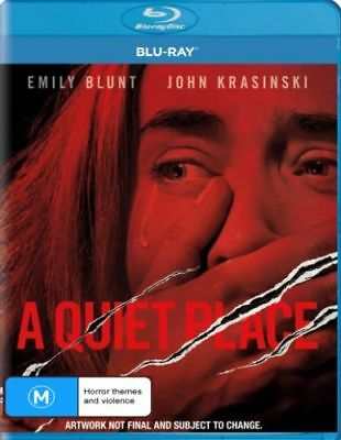 A Quiet Place (2017) [New Bluray]