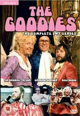 The Goodies - The Complete Lwt Series Dvd [Uk] New Dvd