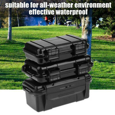 Waterproof Box Container Case Hard Plastic Shockproof Box For Outdoor Sports