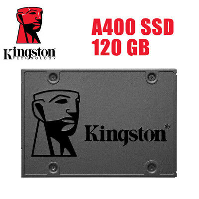 Kingston SSD A400 Solid State Drive SATA III 3 120GB 2.5'' Inch 500/320MB/s O0H0