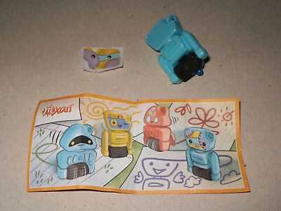 KINDER SURPRISE - Mixart / robot EN041