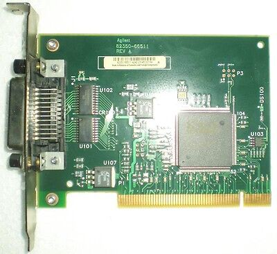 (used but in good condition) 82350B PCI-GPIB Interface Card