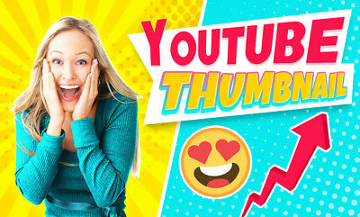2 X Eye Catchey Youtube Thumbnail Design  Just 24 Hours Make Your Video Viral