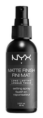 NYX Professional Makeup Make Up Setting Spray, Matte Finish/Long Lasting