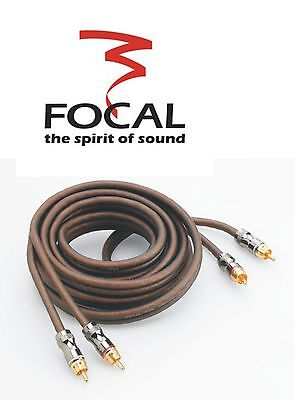 Focal ELITE ER1 Chinch Kabel 1m 6mm²  100%  Kupfer Car & Home HiFi  Chinchkabel
