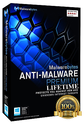 Malwarebytes Lifetime Anti-Malware Premium Key [LIFETIME] [INSTANTLY SENT]