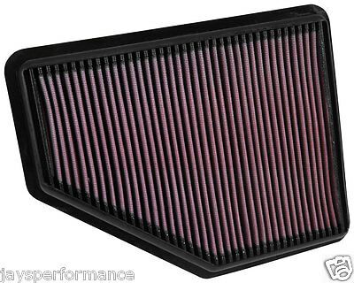Kn Air Filter Replacement For Bmw 320I L4-2.0L F/i; 2015