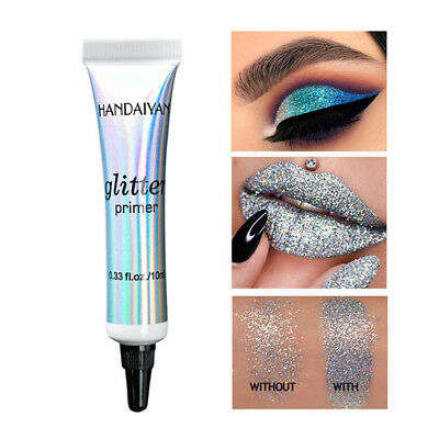 Makeup Glitter Eyeshadow Shimmer Special Primer for Eyes Lip Face Cosmetics