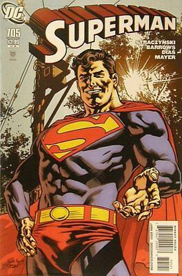 Superman (Vol 3) # 705 Near Mint (NM) 1in10 VARIANT DC Comics MODERN AGE