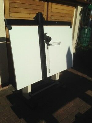 Tecnostyl Architects Drawing Board On Stand