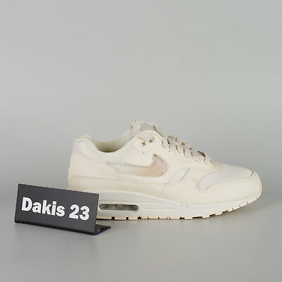 731b3d6361fc Nike WMNS Air Max 1 Women Lifestyle Jelly Sneakers Pale Ivory AT5248-100