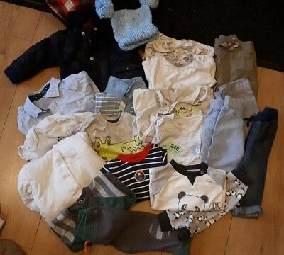 d0a1fd0ad795 HUGE JOBLOT OF Next boys clothes age 3- 6 9 -12 months all new ...