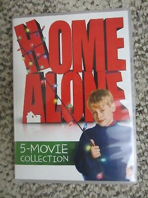 Home Alone 5- Movie Dvd Collection ~ New!