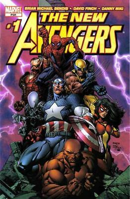 New Avengers Vol 1-4 Complete Digital Comics Collection On Dvd