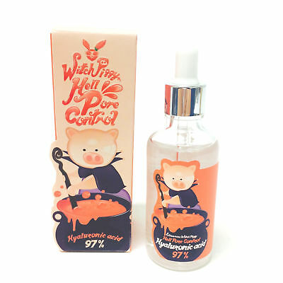 Elizavecca Witch Piggy Hell Pore Control Hyaluronic acid 97% 50ml / Free Gift